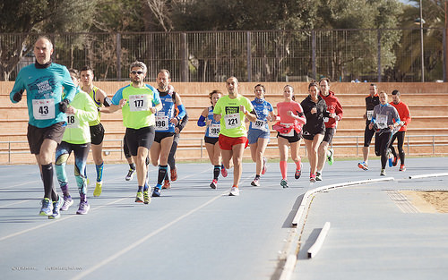 Corre por una causa Valencia Entreculturas